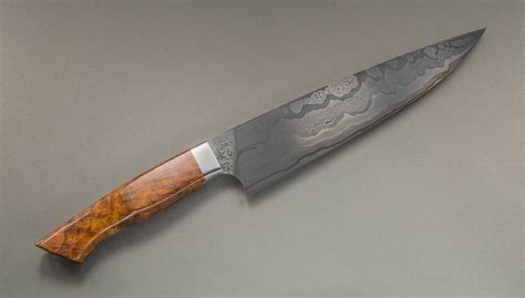 french kitchen knives damascus french chef knife bladeforums com