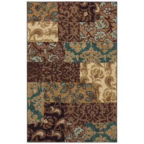Mohawk Rug by Mohawk 174 Home Sardinia Rug 8x10 220134 Rugs At