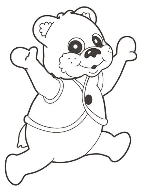 awana cubbie bear coloring pages coloring pages