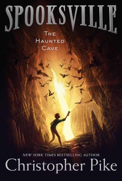 cave books the haunted cave book by christopher pike official
