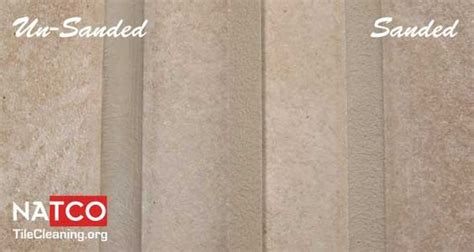 sanded vs unsanded grout home improvement pinterest grout