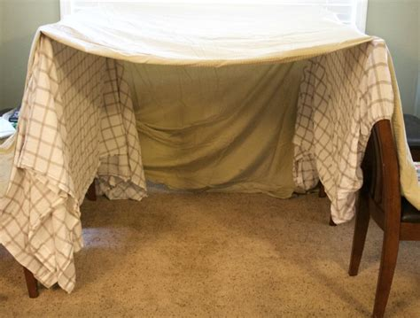 Decke Yakwolle by Step By Step On How To Make A Blanket Fort