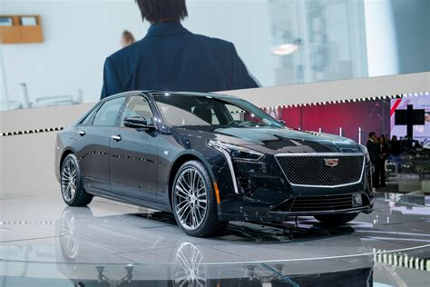 2020 Cadillac Lineup by 2020 Cadillac Ct6 Lineup Sliced With Fewer Options And Engines
