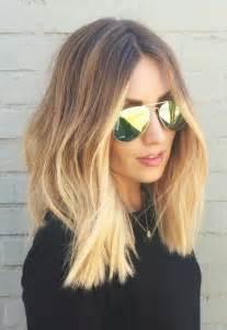 Galerry modele de coiffure cheveux mi longs