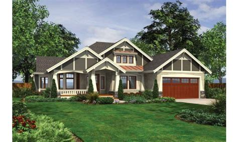 craftsman style ranch house plans exterior ranch craftsman home craftsman style ranch house