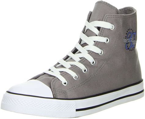 Sneaker High schuhe trentasette damen herren sneaker high cut grau herrenschuhe sneaker high cut sneaker