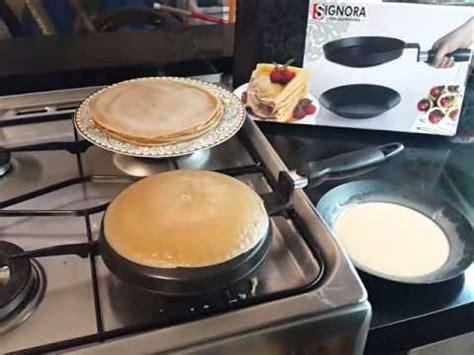 Wajan Signora signora crepe maker by yuli nur elia