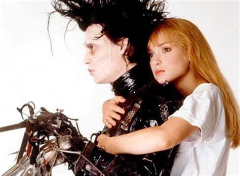 edward scissorhands the alternative christmas classic