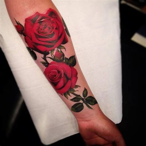 dark red rose tattoos best 25 black tattoos ideas on black