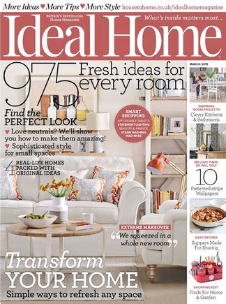home magazine online ideal home magazine subscription isubscribe co uk