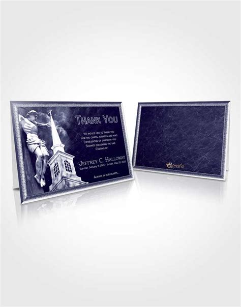 faith cards templates thank you card template topaz christian faith