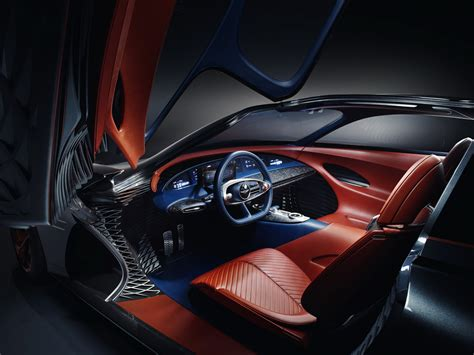 chevrolet essentia concept instrument cluster indian genesis essentia gt concept mesmerizes with its presence