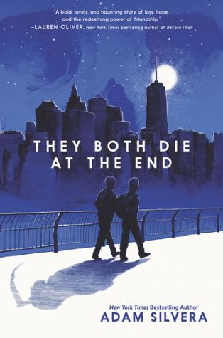 libro they both die at adri loves books