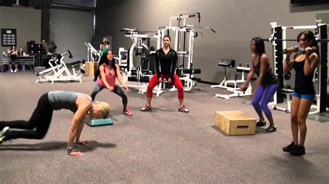 Fit Classes by Introducing Small To The Athletic