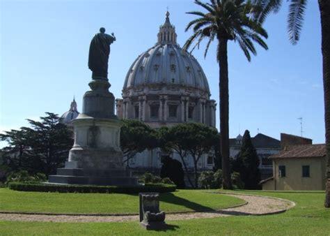 ingresso giardini vaticani giardini vaticani