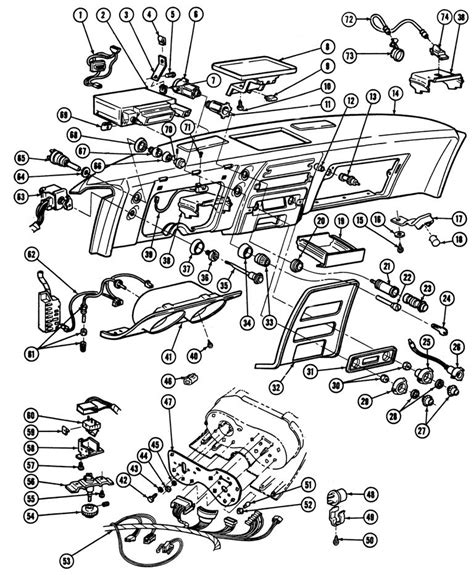 68 firebird wiring diagram 1969 firebird assembly manual