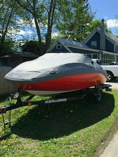 cobalt boats hitch cover sea doo 2012 for sale for 17 500 boats from usa