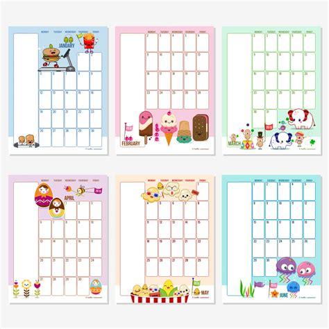 Editable Calendar 2015 7 Best Images Of Free Printables Hello Cuteness Calendars
