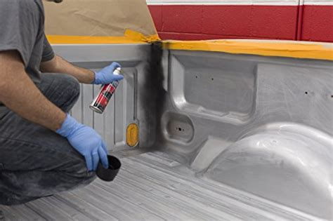 rust oleum truck bed coating rust oleum 248914 automotive 15 ounce truck bed coating spray black new ebay
