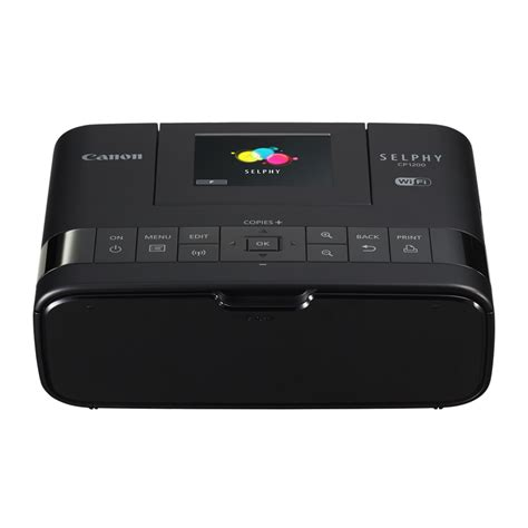Canon Selphy Cp1000 Compact Photo Printer Paper Ribbon Catridge selphy compact photo printers canon europe