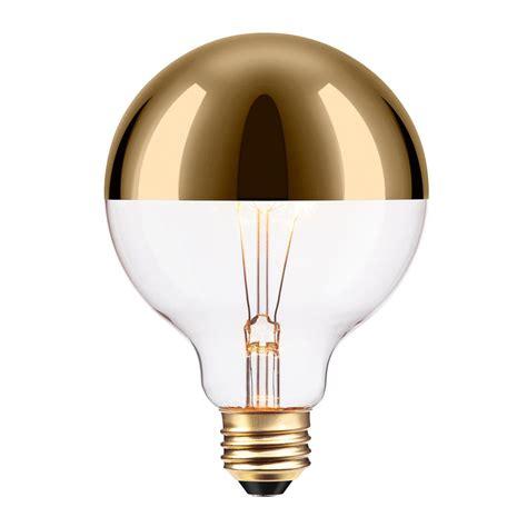 gold color light bulbs globe electric 40w gold designer vintage edison oro