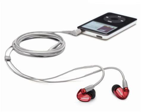 Shure Earphone Se 535 Special Edition Diskon shure se 535 sound isolating earphones special edition