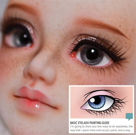 jointed doll eyelashes resin resources page 1 of 5