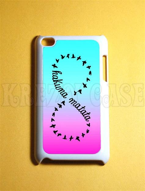 Ipod Touch 4th Infinity ipod touch 4 hakuna matata infinity ipod 4g touch 4th ge