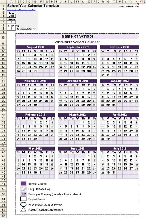 yearly calendar printable templates franklinfire co