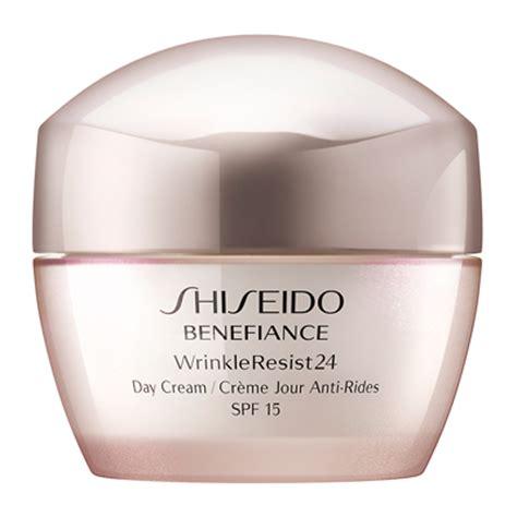 Benefiance Wrinkle Resist 24 Day Spf 15 50ml shiseido benefiance wrinkleresist 24 day spf15 50ml