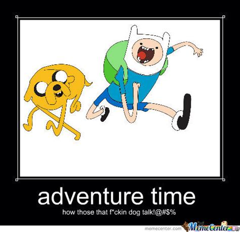 Adventure Time Meme - adventure time by black123jc meme center