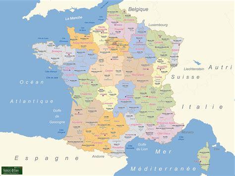 Carte De by Carte Voyages Cartes