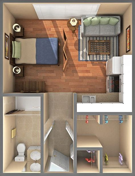 tiny apartment ideas 17 best ideas about small studio apartments on