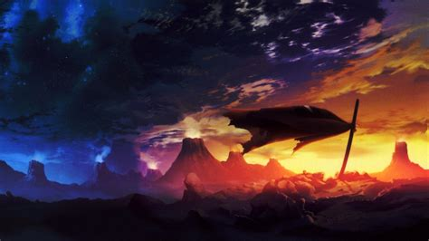 hd wallpaper anime scenery anime wallpapers 1920x1080 wallpaper cave