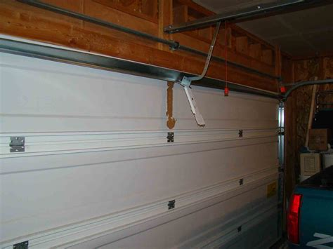 How To Install Garage Doors by How To Install Garage Door By Yourself Theydesign Net