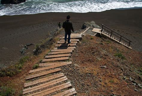 black sand beach san francisco best under the radar bay area beaches to visit this summer
