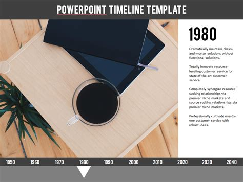 interactive powerpoint template powerpoint template interactive timeline