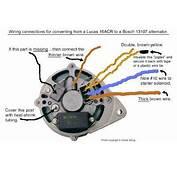 Image Gallery Mg Alternator Wiring