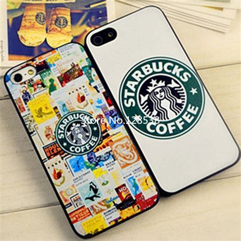Iphone 5 5s Fashion Starbucks Coffee Wars Casing Cover 1 free shipping starbucks wars coffee design phone for iphone 5 for iphone