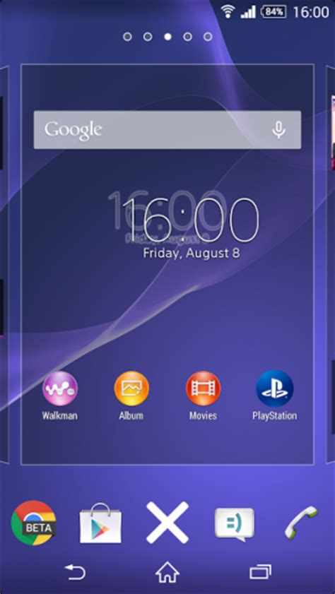 xperia home launcher apk xperia home launcher updated to build 6 3 a 0 7 trash icon changed xperia