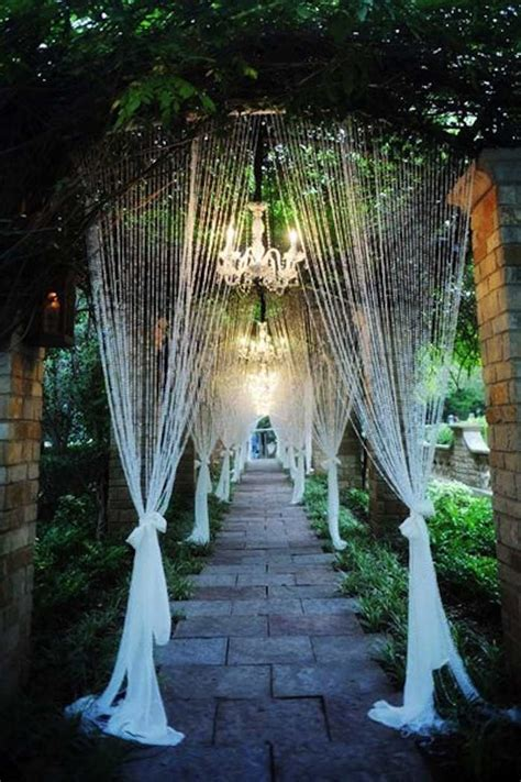 Garden Wedding Decoration Ideas Garden Wedding Ideas In Bloom Modwedding