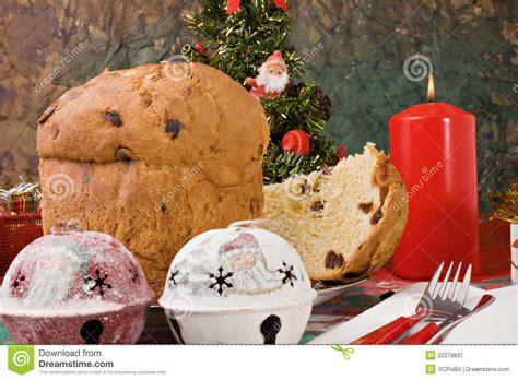 panettone italian xmas cake stock image image 22276831
