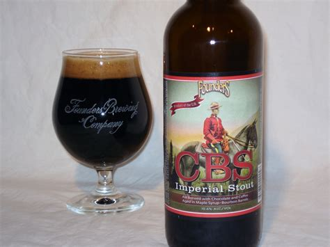 Canadian House Founders Canadian Breakfast Stout Cbs Craft Beer