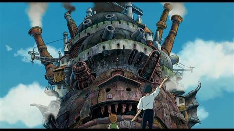 howls moving castle howl studio howl s moving castle studio ghibli image 7988936 fanpop