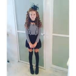 Francesca capaldi shows off her halloween accessories at claire s