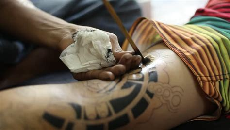 bamboo tattoo thailand cost stock footage video by postfestums shutterstock