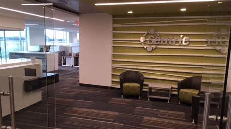 sentric outgrows office space to southpointe