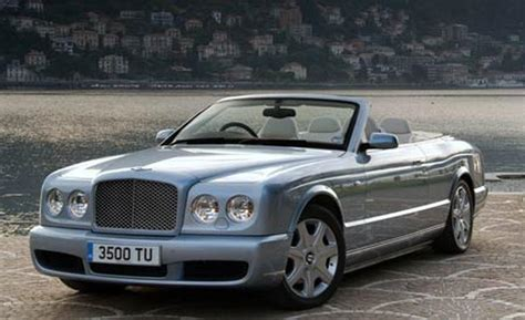 bentley azure car and driver