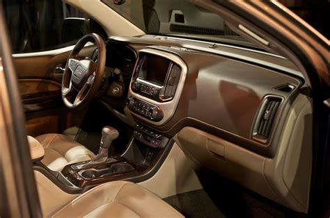 2015 Gmc Interior by 2015 Gmc Look Truck Trend