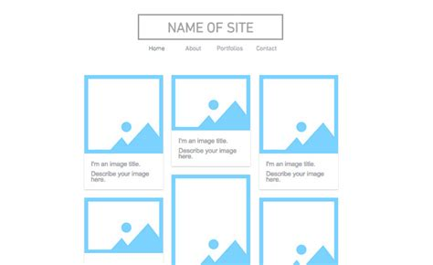 Blank Website Templates For Creative Minds Wix Wix Production Template